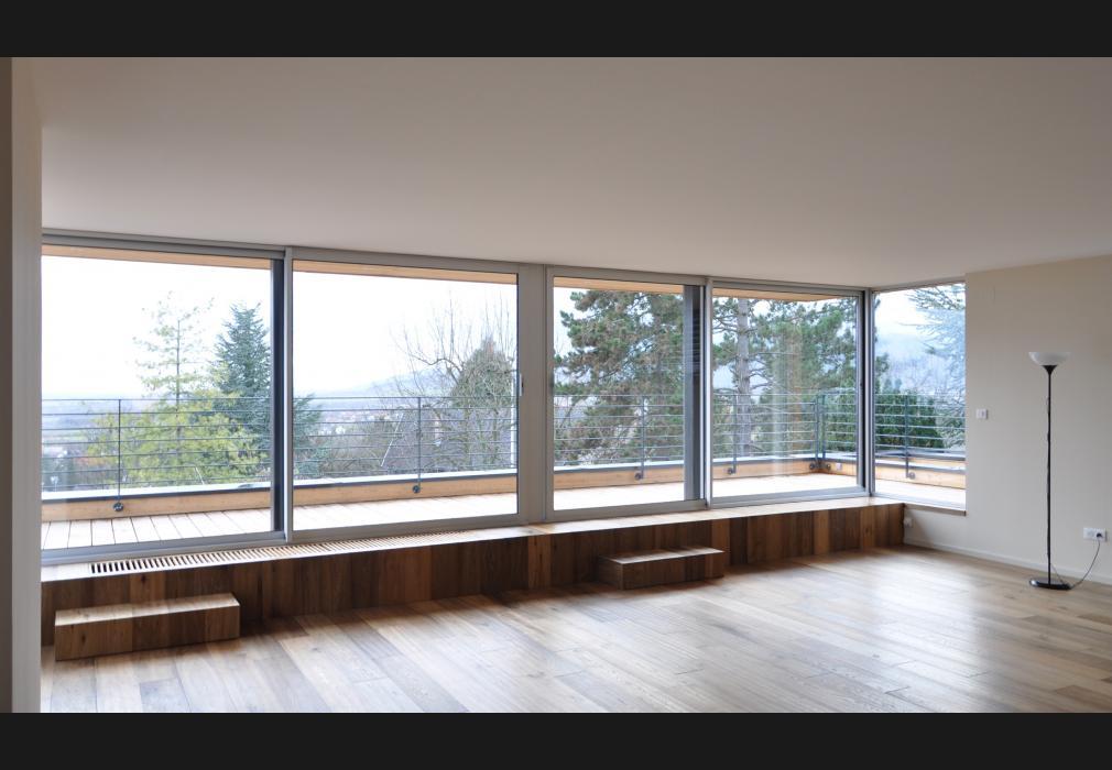 Extension_Nouvel étage_Ouverture principale