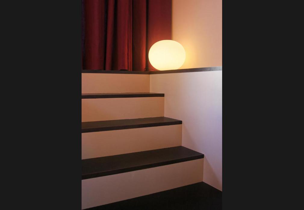 Détail escalier
