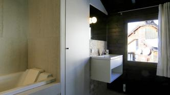 Suite parentale-Salle de bain