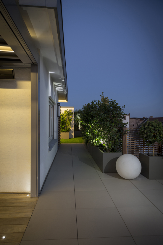 Spa Sur Terrasse Appartement réalisation : terrasse & spa, strasbourg - florine burger